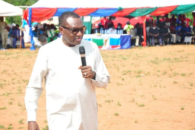 I Can't Win Anambra Alone, Andy Uba Begs Other Aspirants
