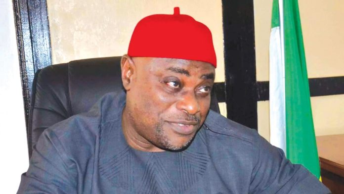 I Remain APGA National Chairman, Victor Oye Insists