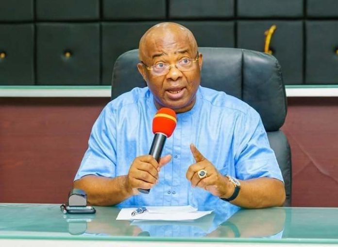 I'll Deal With People Making Imo Ungovernable – Uzodinma