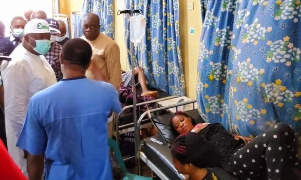 Insane Policeman Shoots 5 Dead, Injures 4 In Enugu
