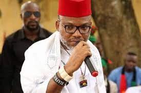 Kanu Replies Buhari Over Threat To Move Military To S'East