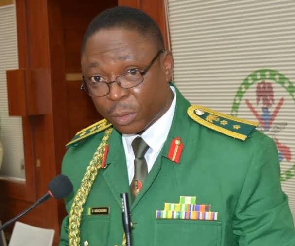 Nigerian Army Appoints Igbo Man Spokesman