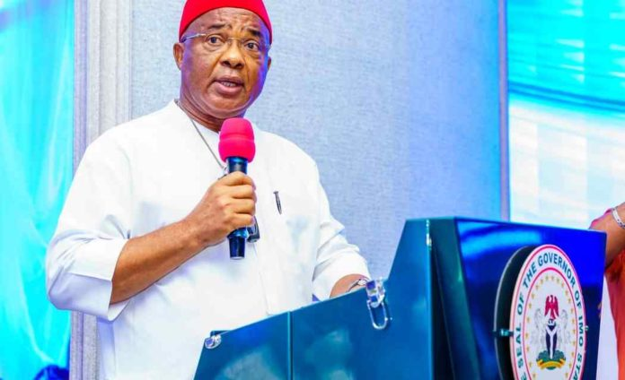 Uzodimma Approves Appointment Of 11 New Perm Secretaries