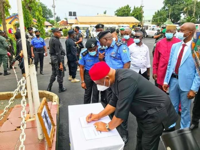 Uzodinma To Establish Insurance Policy For Security Agents