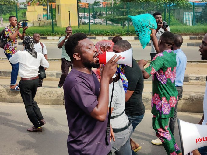 Youth Groups Protest Against Cultism In Anambra