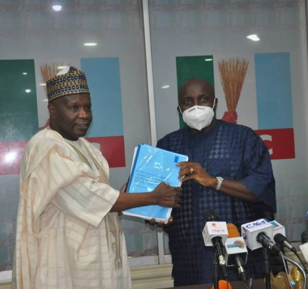 Anambra APC Primary Appeal Committee Submits Report