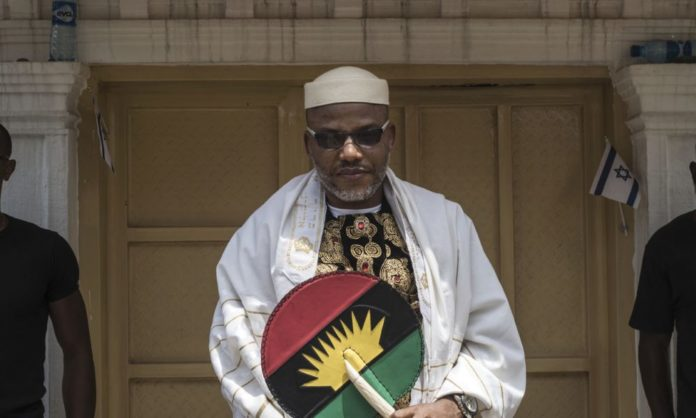 Nnamdi Kanu Why Britain Can't Be Trusted – Prof Ofoeze