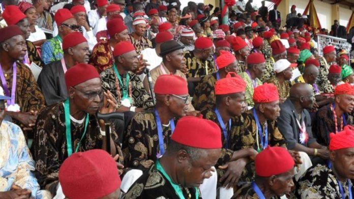 Ohanaeze Ndigbo Reacts To Igboho's Arrest