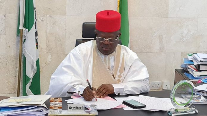 Umahi Suspends Ebonyi's Auditor-General, Appoints Replacement
