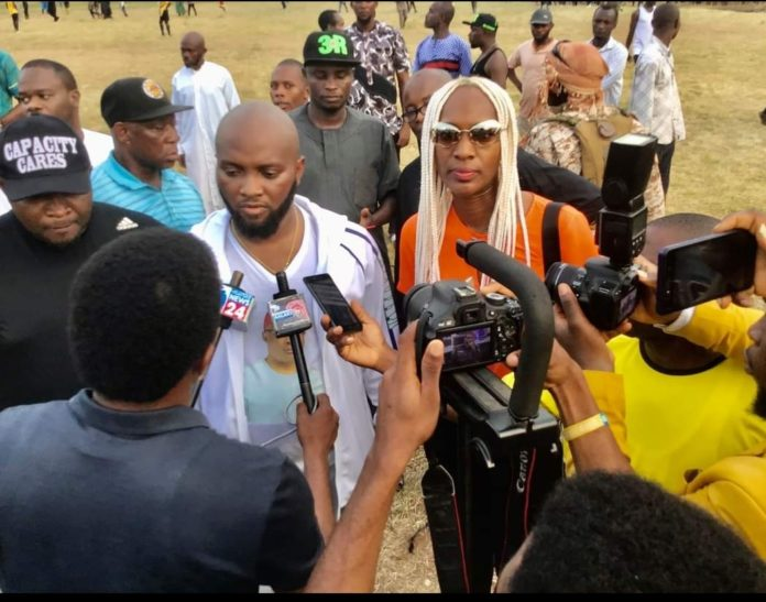 Happy Birthday To Nigeria's Youngest Deputy Speaker