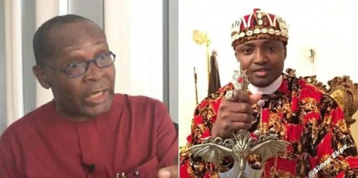 'Joe Igbokwe Get Ready To Die' – Kanu's Disciple, Simon Ekpa