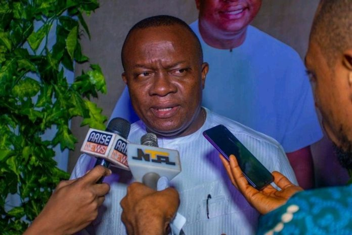 Anambra 2021: My Co-Aspirants Dumping PDP Insincere – Ozigbo