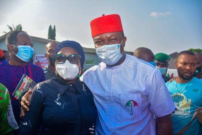 Anambra 2021 PDP Names Ekwunife As Ozigbo's Campaign DG