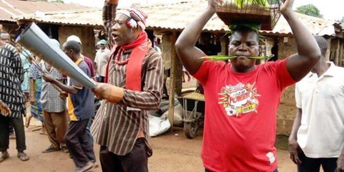 Ebonyi Indigenes Thrilled As Okposi New Yam Festival Holds