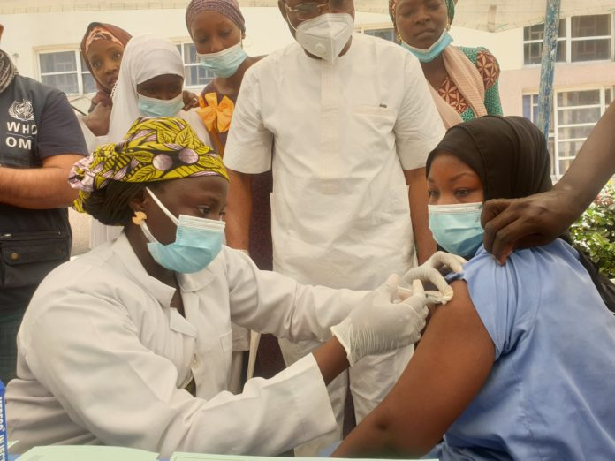 Enugu Flags Off Second Phase Of COVID-19 Vaccination
