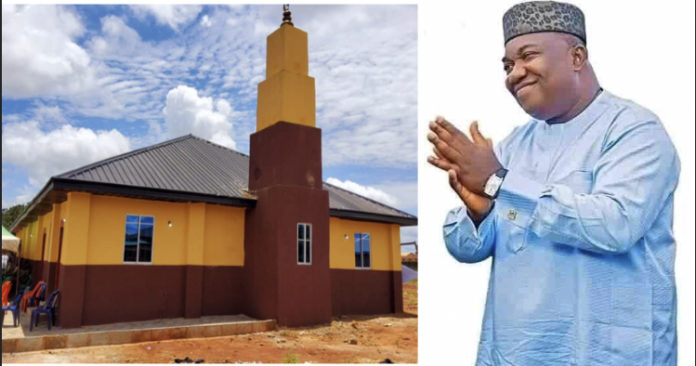 Group Commends Ugwuanyi For Rebuilding Mosques In Enugu