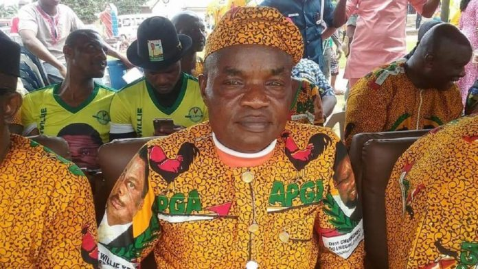 Igbo Cultural Growth Has Nosedived – Chief Ezeonwuka