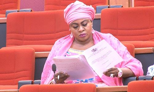 Mixed Feelings As Senator Stella Oduah Dumps PDP For APC