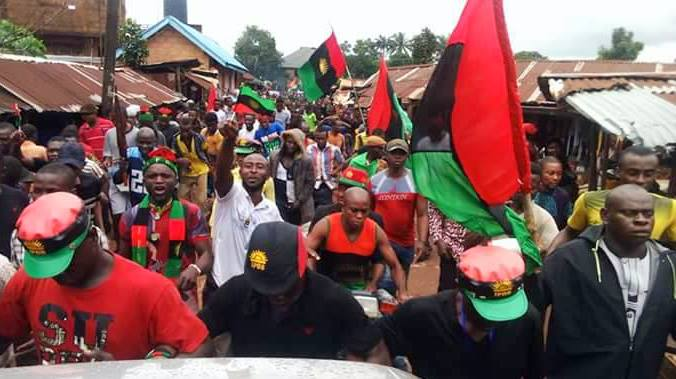 Sit-At-Home 29 Paraded In Imo Allegedly Planning Attack