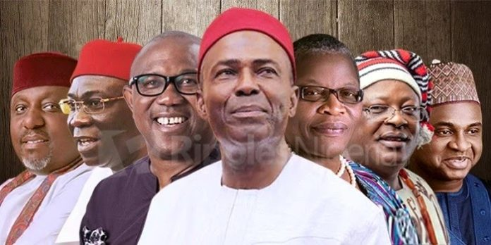 2023 Presidency Group Shortlists 18 Potential Igbo Candidates