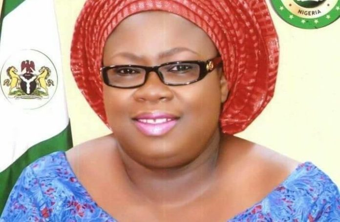 Abia Gov's Wife Gives Update On Treatment Of Abused Girl