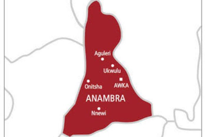 Anambra 2021 Youths Protest Against Rigging, Thuggery