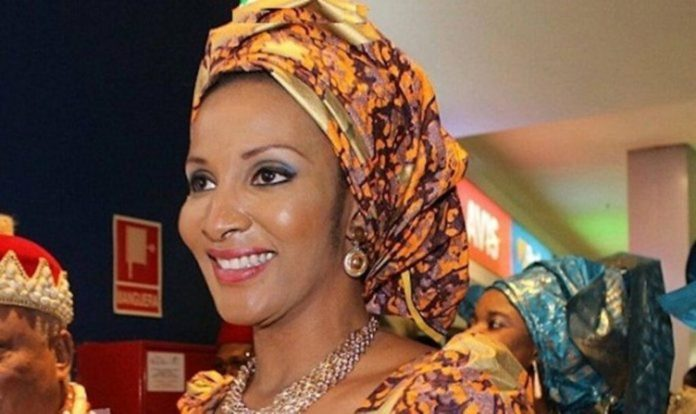 Anambra Guber Bianca Ojukwu Will Vote For Soludo - APGA