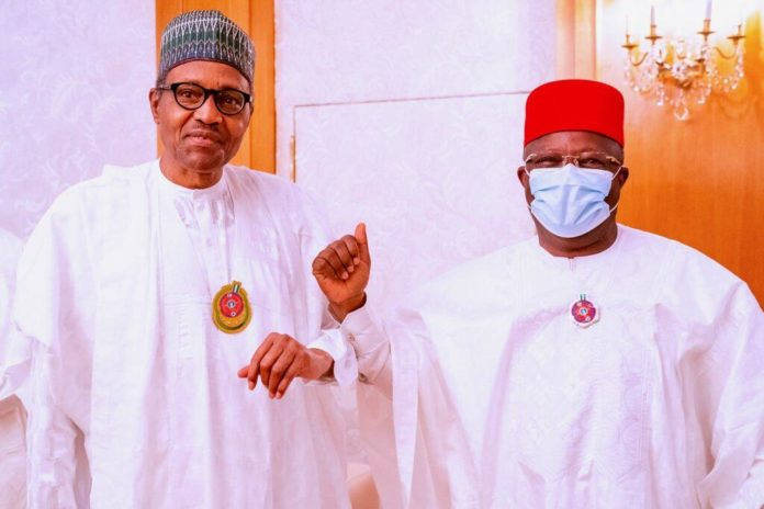 Buhari Would Inaugurate 20 Mega Projects In Ebonyi – Umahi