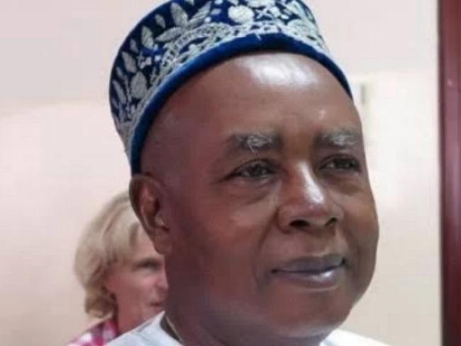 Enugu Govt Mourns Death Of Alhaji Ude