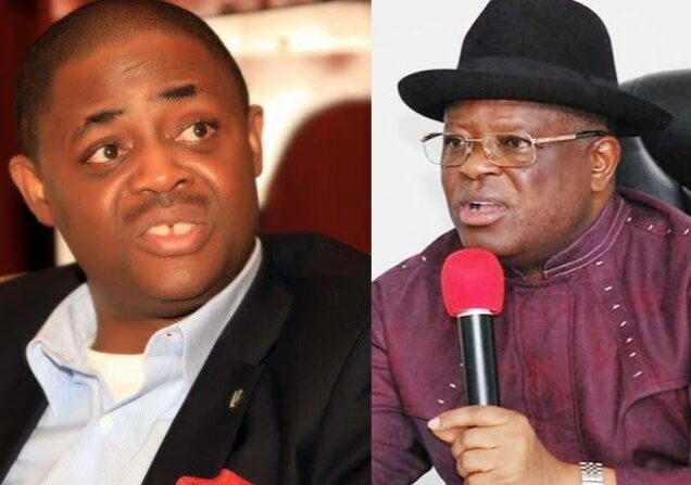 Fani-Kayode's Claim On My Defection To APC Insulting - Umahi