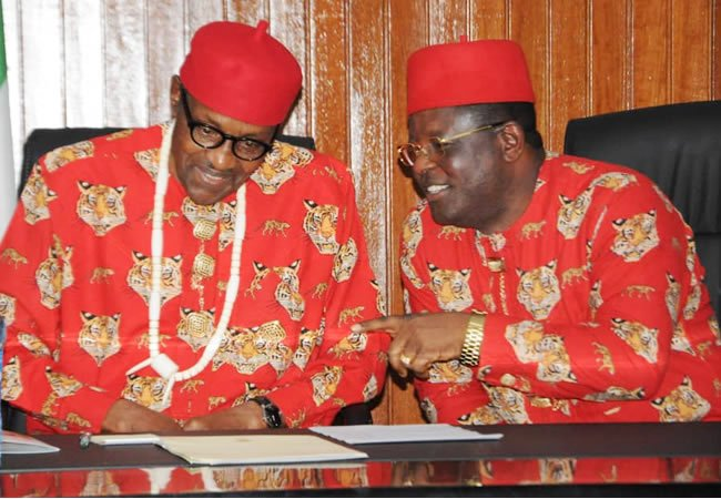 I Have No Regret Praying For Another Buhari In 2023 - Umahi