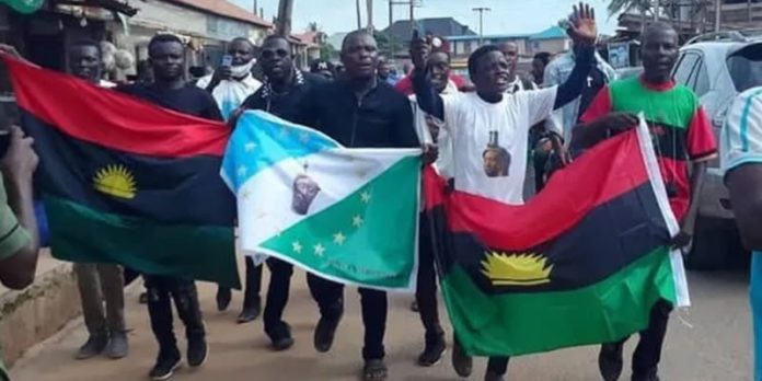 Oct 1 Sit-At-Home IPOB Woos Oduduwa, Middle Belt, CAN