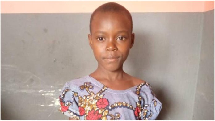 Police Finds Missing Child In Imo