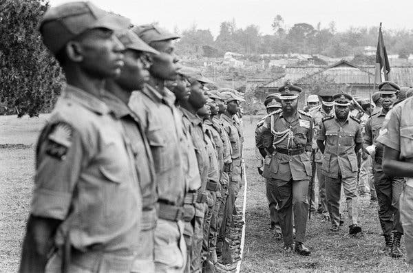 102 Pardoned Biafran Soldiers To Get Gratuities – Minister