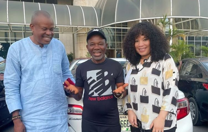 Again, Actors Guild Of Nigeria Secures Chiwetalu Agu's Release