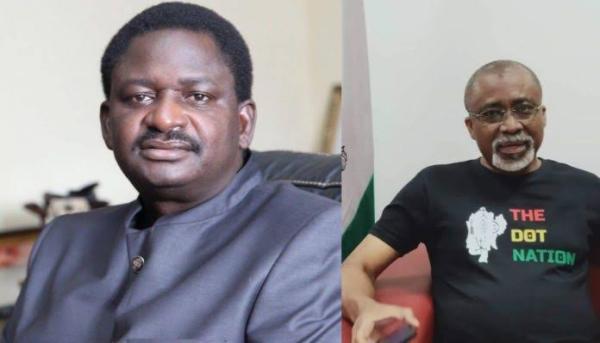 Why Sen Abaribe Sould Be In Prison – Femi Adesina